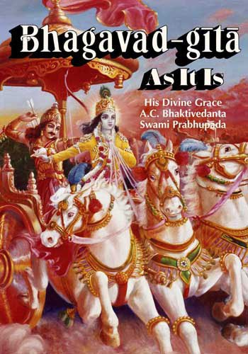 Bhagavad-gita As It Is  1972 Edition