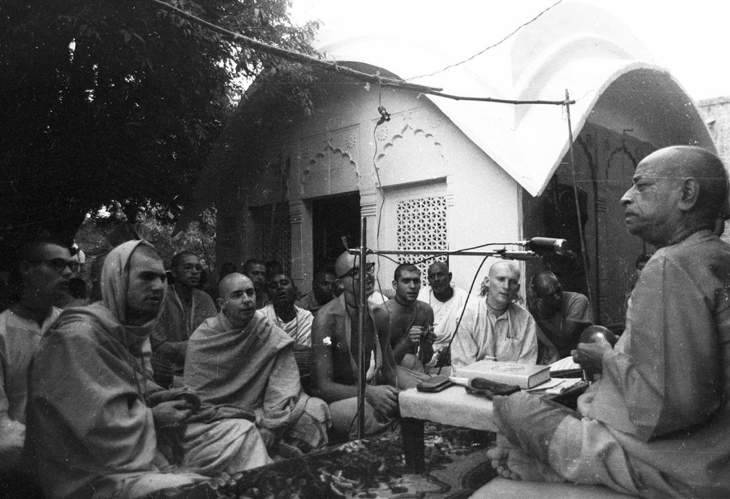 Srila Prabhupada s Lectures in Mauritius