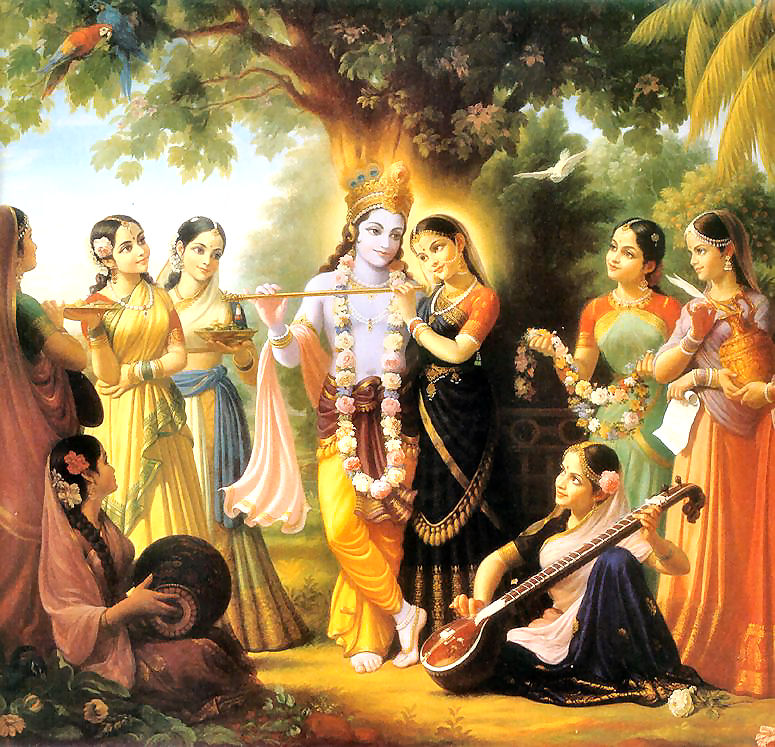 gopis | The Hare Krishna Movement | Page 2
