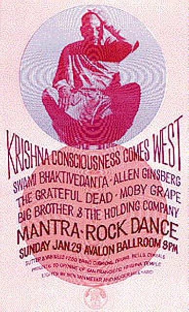 Krsna Culture In Music The Hare Krishna Movement