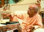 "Srila Prabhupada  "" What we have heard that is living"""