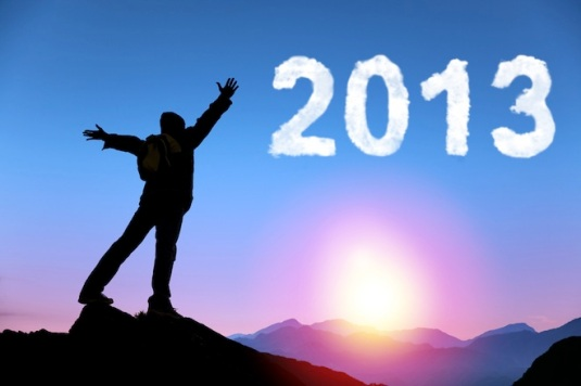 2013 New Year's Resolutions