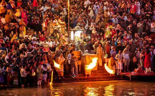 Kumbh Mela 2013 in Allahabad