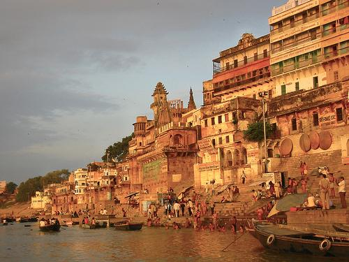 River Ganges  Varanasi