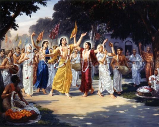 Lord Caitanya's Sankirtan Movement