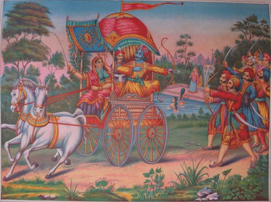 The Kidnapping of Subhadra