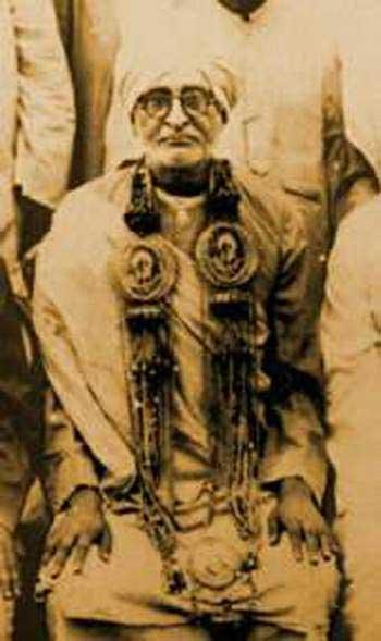 Srila Bhaktisiddhanta Saraswati Thakur