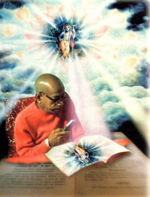 Transcendental Knowledge Is Received By Hearing Reading
