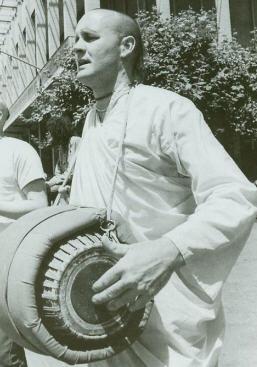 Jayananda das  Sankirtan