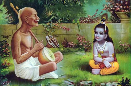 Bilvamangala-Thakura