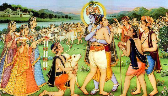 Krishna-gopakumara