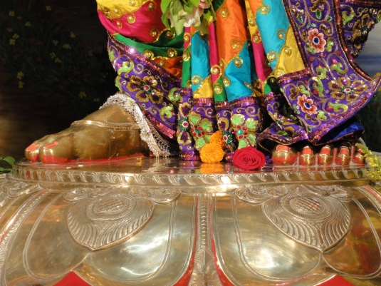 Lord Caitanya's Lotus Feet