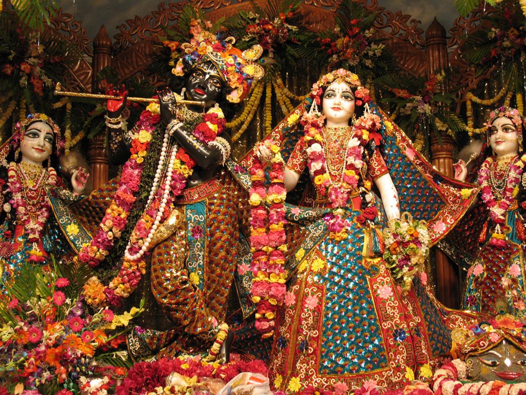 Risultati immagini per radha madhava mayapur
