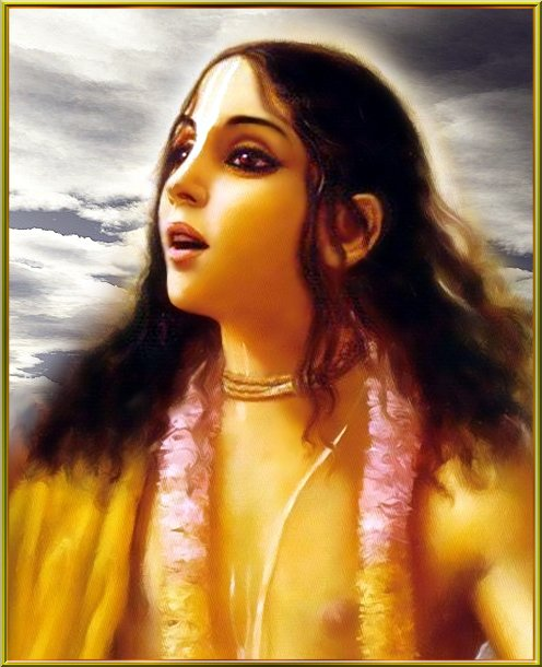 Lord Sri Caitanya Mahaprabhu