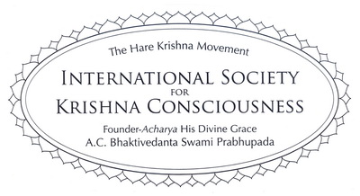 iskcon incorporated