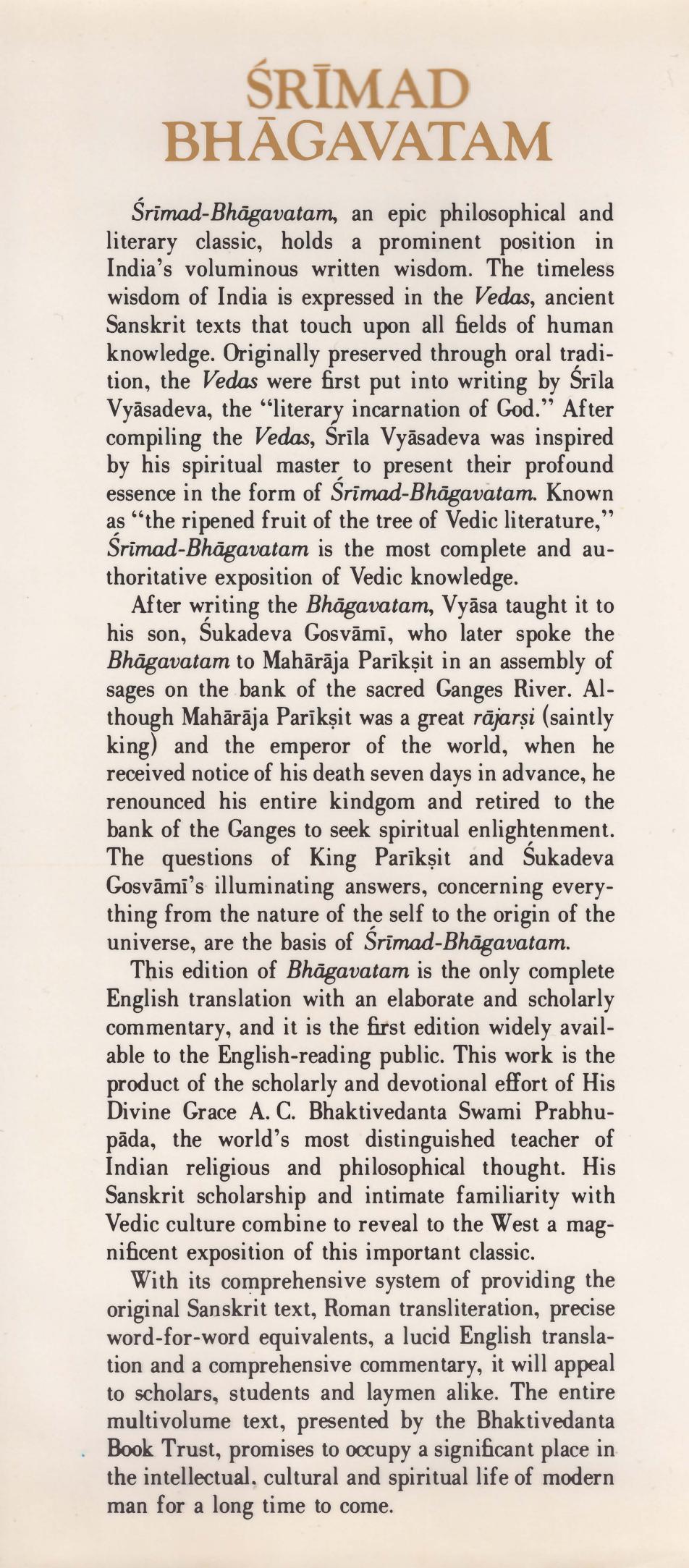 pdf download | The Hare Krishna Movement