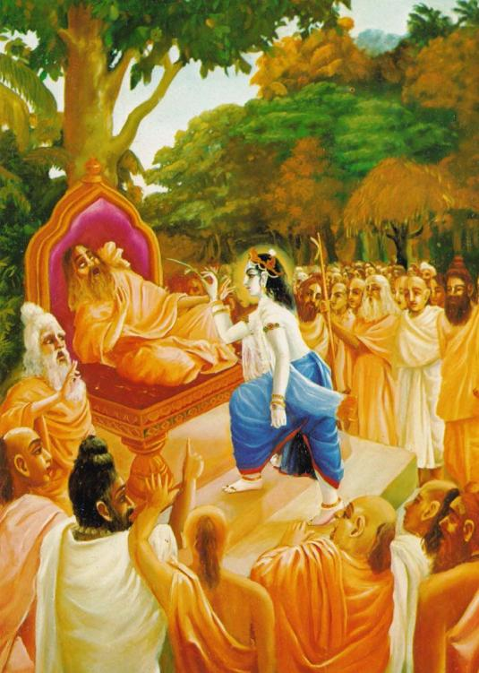 Balarama killed Romaharsana with blade of grass
