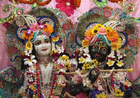 Krishna & Balarama 1
