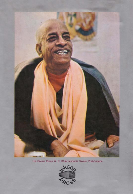 A.C. Bhaktivedanta Swami Prabhupada1