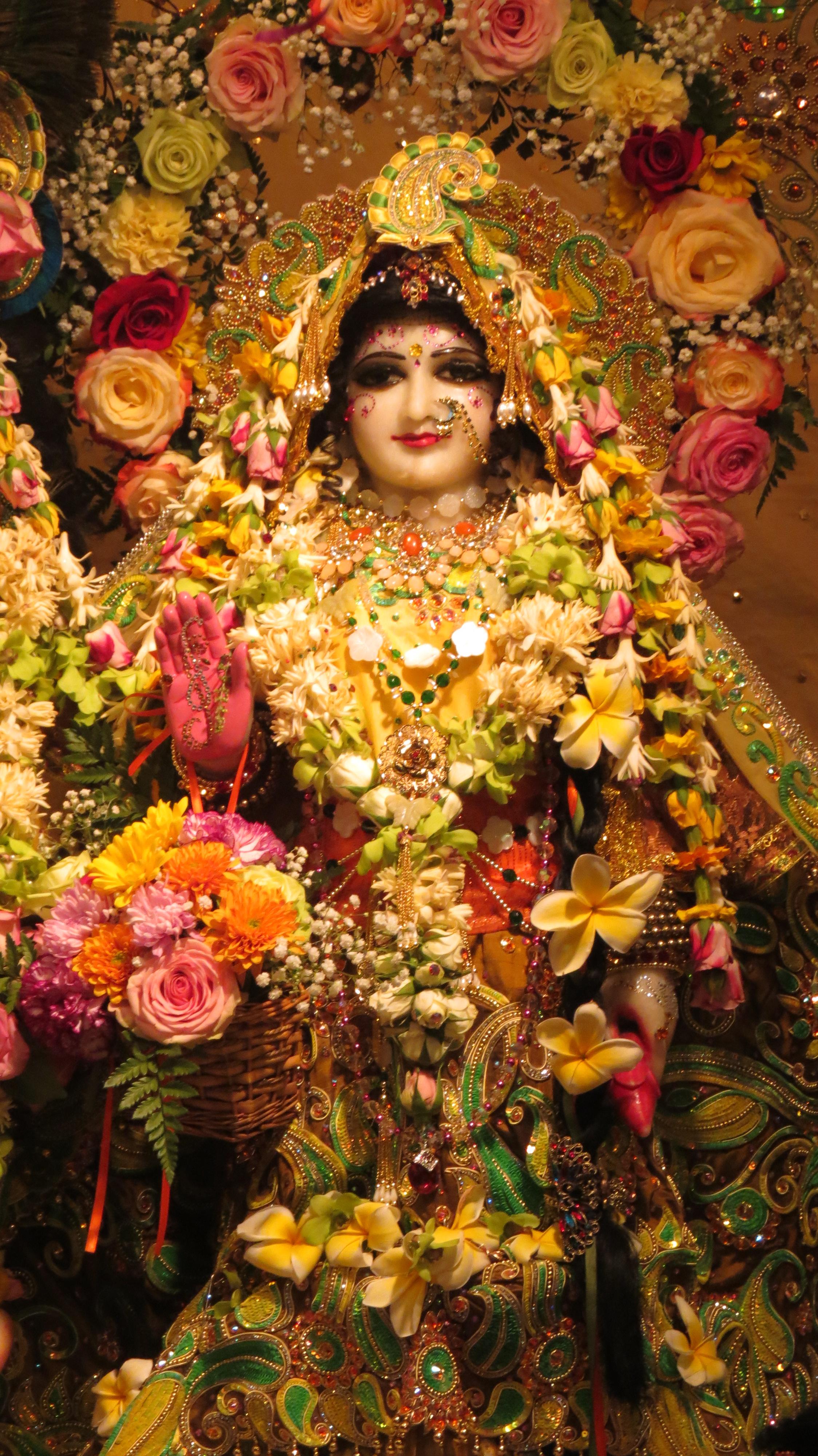 Radharani Radharani | The Hare K...