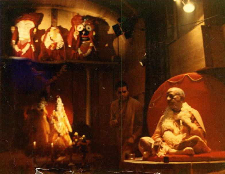 Bury Place Vyasasana