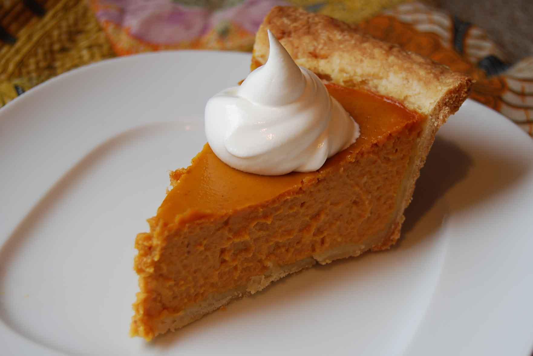 recipe: pumpkin pie with condensed milk vs evaporated milk [29]
