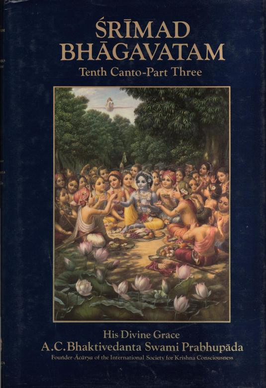 Srimad Bhagavatam 10 3