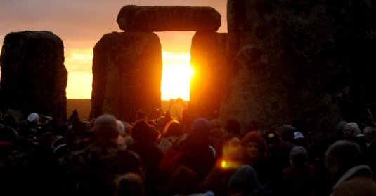 Winter Solstice at Stonehenge1