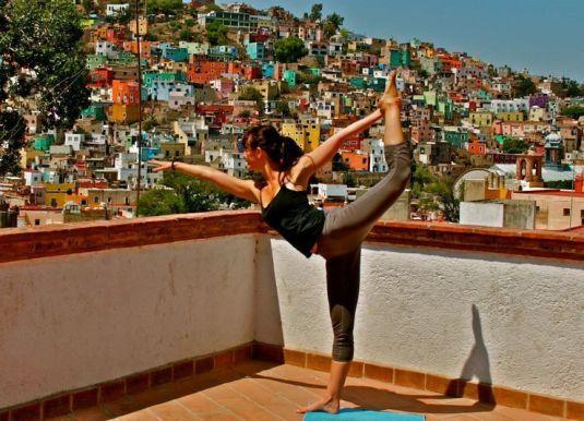 Mexico Yoga