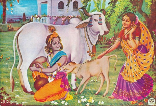 The gopis remembered their pastimes with Krishna p208