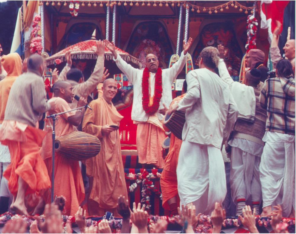 The Hare Krishna Movement 1