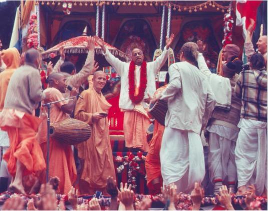 The Hare Krishna Movement 1