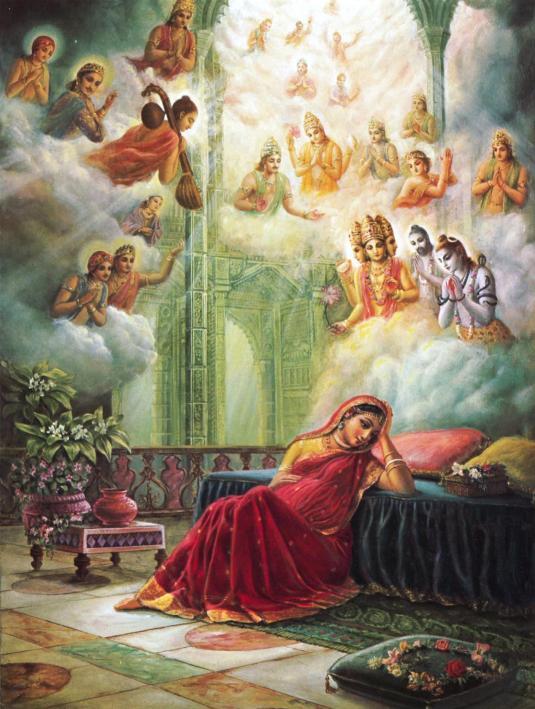 Prayers by the Demigods1