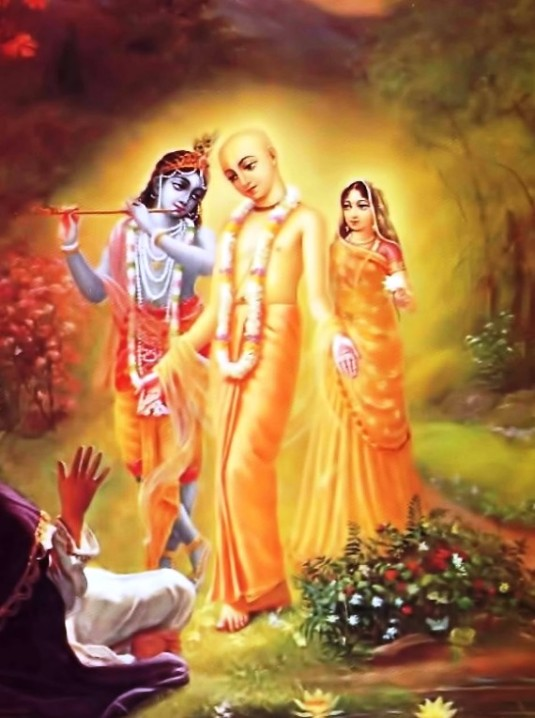 Lord Caitanya is Radha Krsna
