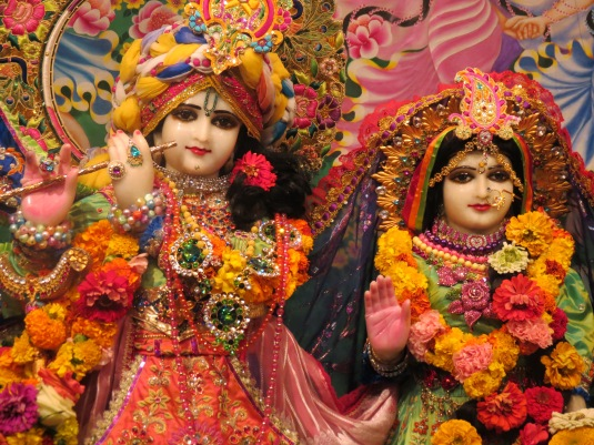 The Beautiful Radha Vrndavan Chandra 2014 Ratha Yatra @ New Vrindavan 068
