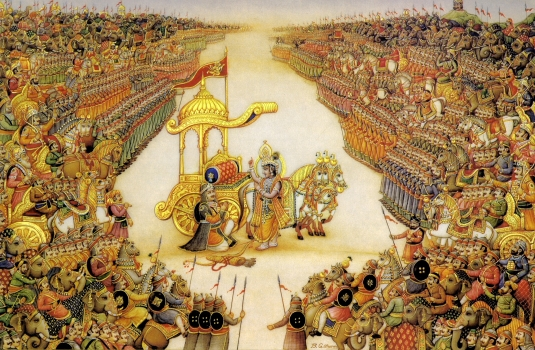 Bhagavad-gita Song of God