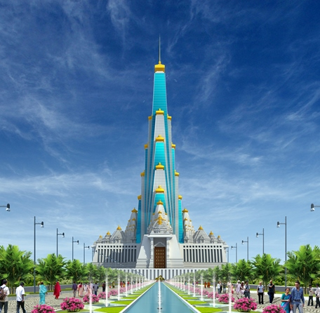 Tallest Temple