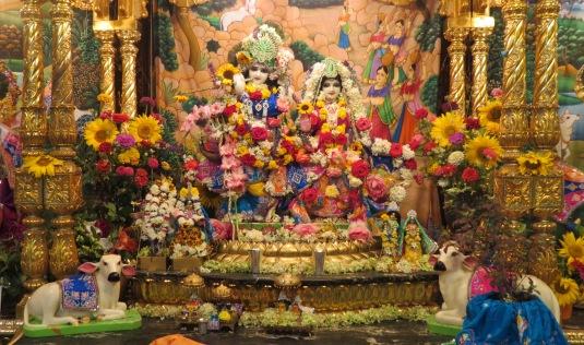 Sri Sri Radha Vrndavana Chandra