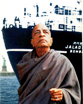 Srila Prabhupada on the Jaladuta