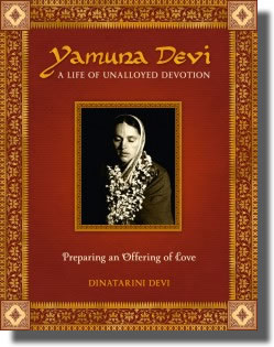 Yamuna Book Cover