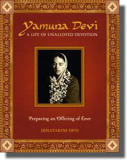 Yamuna Book Cover