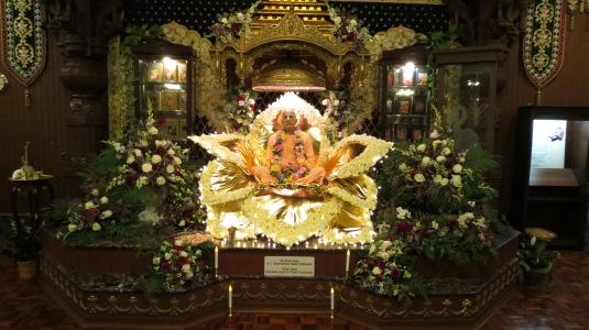 Srila Prabhupada's 2014 disappearance day Vyasasan 064