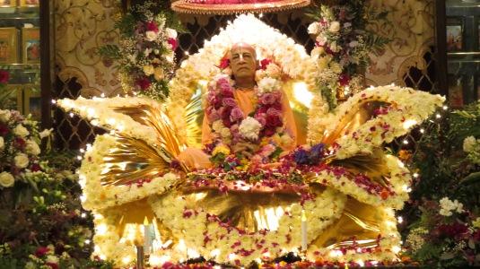 Srila Prabhupada's 2014 disappearance day  Vyasasan 068