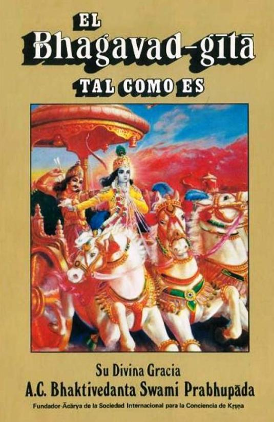 Spanish Bhagavad-gita As It Is