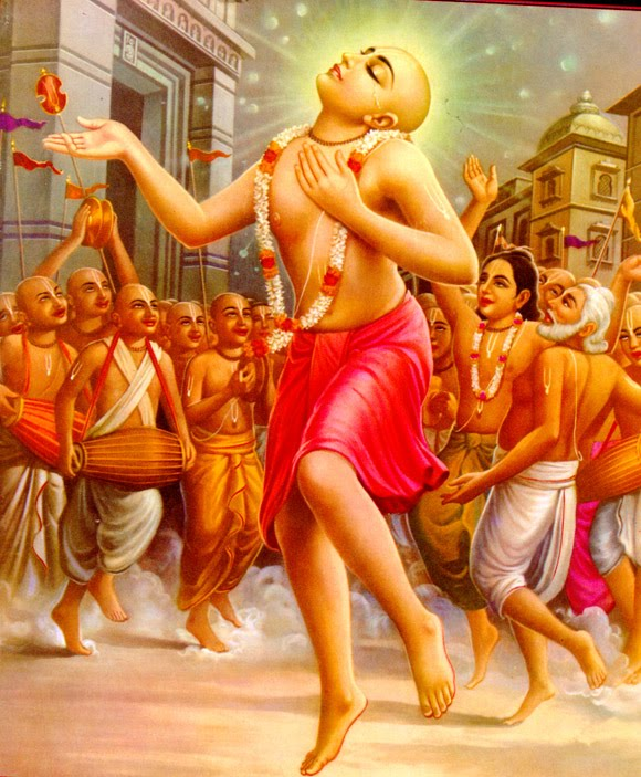the Causless Mercy of Lord Caitanya