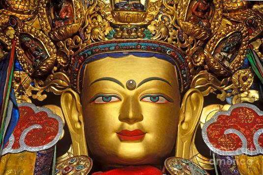 maitreya-buddha--ganden-monastery-tibet-craig-lovell