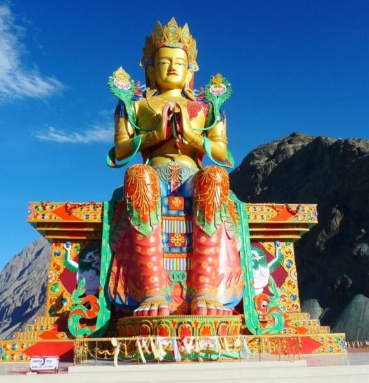 Maitreya_Buddha_-_Nubra
