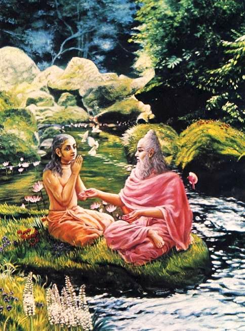 Vidura and Maitreya