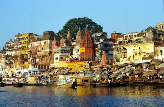 River-Ganges-Uttar-Pradesh-India