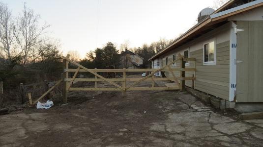 Ox Barn December 009
